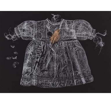 Susan Aldworth - Traces Of A Childhood 4 - courtesy of TAG Fine Arts