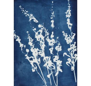 Tessa Shaw - Through Still Blue Heaven - courtesy of TAG Fine Arts