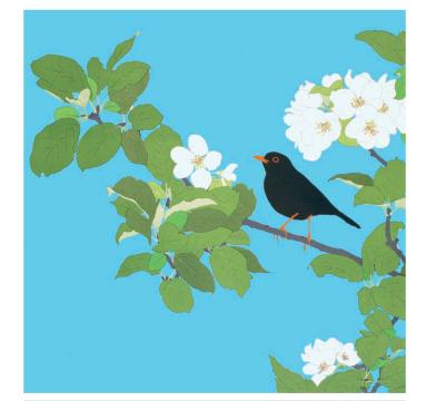 Robin Duttson - The Apple Tree (I) courtesy of TAG Fine Arts