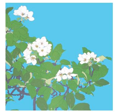 Robin Duttson - The Apple Tree (II) courtesy of TAG Fine Arts