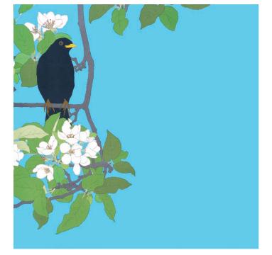 Robin Duttson - The Apple Tree (III) courtesy of TAG Fine Arts