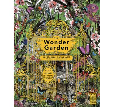 Kristjana S Williams - The Wonder Garden  - courtesy of TAG Fine Arts
