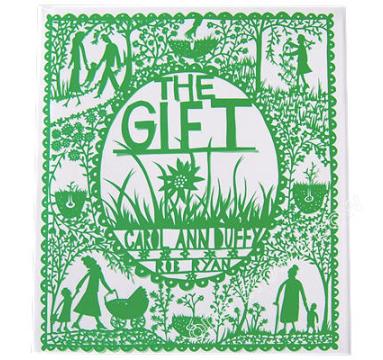 The Gift - By Carol Ann Duffy and Rob Ryan courtesy of TAG Fine Arts
