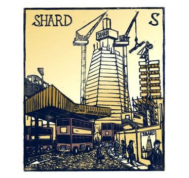 Tobias Till - S - Shard - Courtesy of TAG Fine Arts