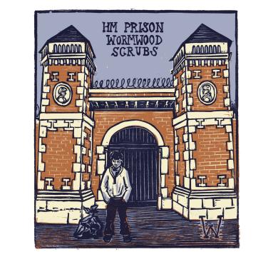 Tobias Till - W - Wormwood Scrubs  - Courtesy of TAG Fine Arts