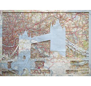 Emma Johnson - Tower Bridge II - courtesy of TAG Fine Arts
