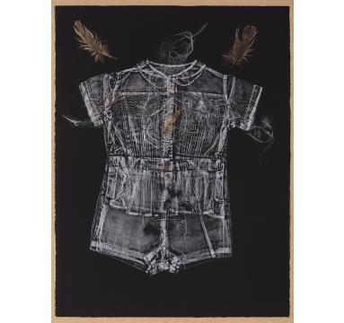 Susan Aldworth - Traces Of A Childhood 2 - courtesy of TAG Fine Arts
