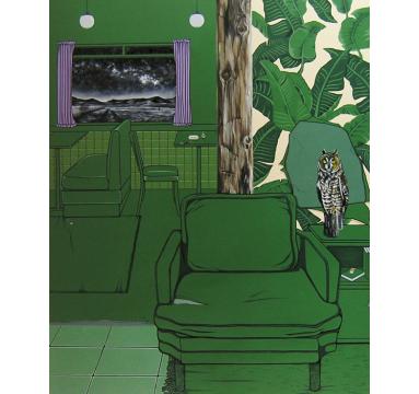 Vanessa Smith - Astral Motel - courtesy of TAG Fine Arts