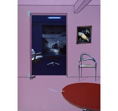 Vanessa Smith - Midnight - courtesy of TAG Fine Arts