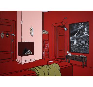 Vanessa Smith - The Descent - courtesy of TAG Fine Arts