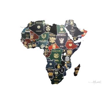 Yanko Tihov - Africa 1960's - Cold War - courtesy of TAG Fine Art