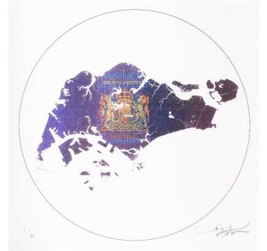 Yank Tihov - Singapore 1950's - 2016 - courtesy of TAG Fine Arts