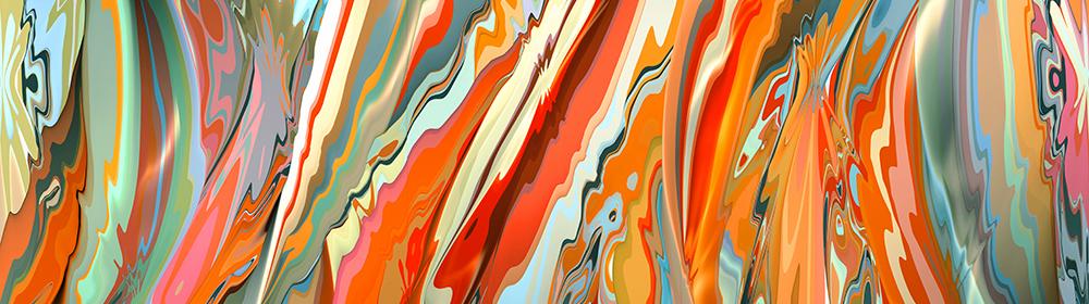 Chuck Elliott - Lyric SV / tangerine dream - courtesy of TAG Fine Arts