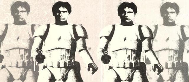 Ryan Callanan - Han Double (Trooper Version) - Courtesy TAG Fine Arts