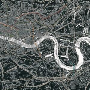 Stephen Walter - London Subterranea - courtesy of TAG Fine Arts