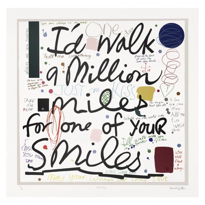 David Spiller - One Day (I'd Walk a Million Miles) - courtesy of TAG Fine Arts.jpg