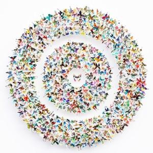 Rebecca Coles - Stamps 180 - courtesy of TAG Fine Arts