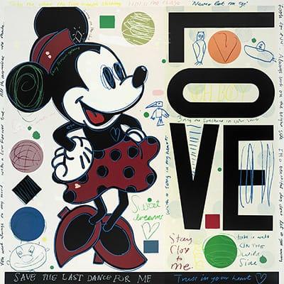 David Spiller - Love (Minnie) (Crop) - courtesy of TAG Fine Arts
