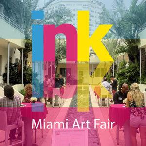IFPDA's INK Miami Art Fair