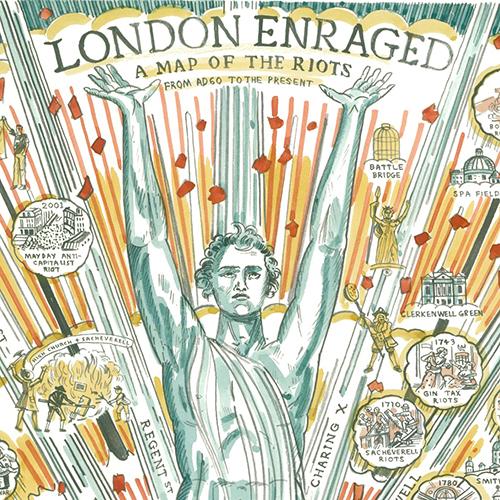 Adam Dant | Maps Of London & Beyond