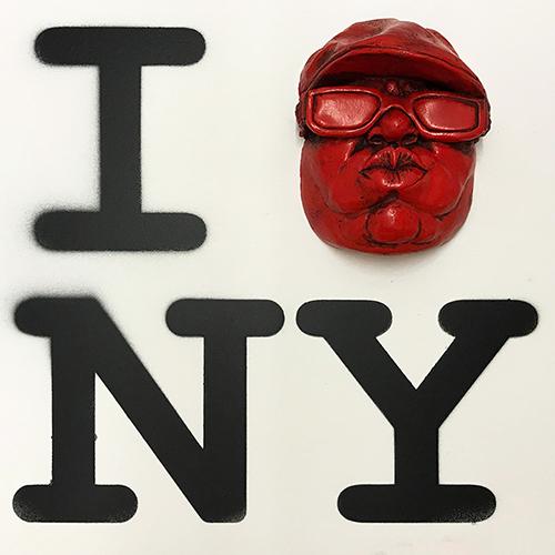 Ryan Callanan - I BIGGIE (HEART) NY (blog) - courtesy of TAG Fine Arts