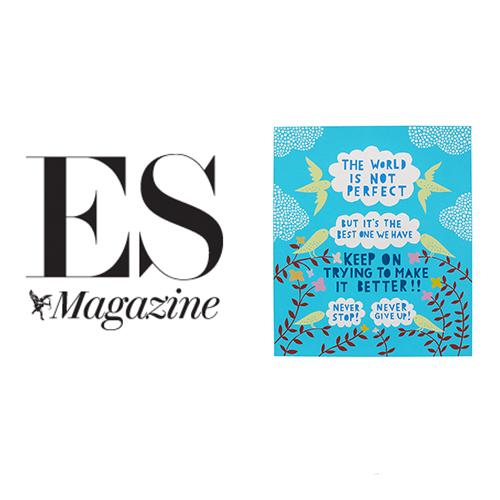 ES Magazine Featured