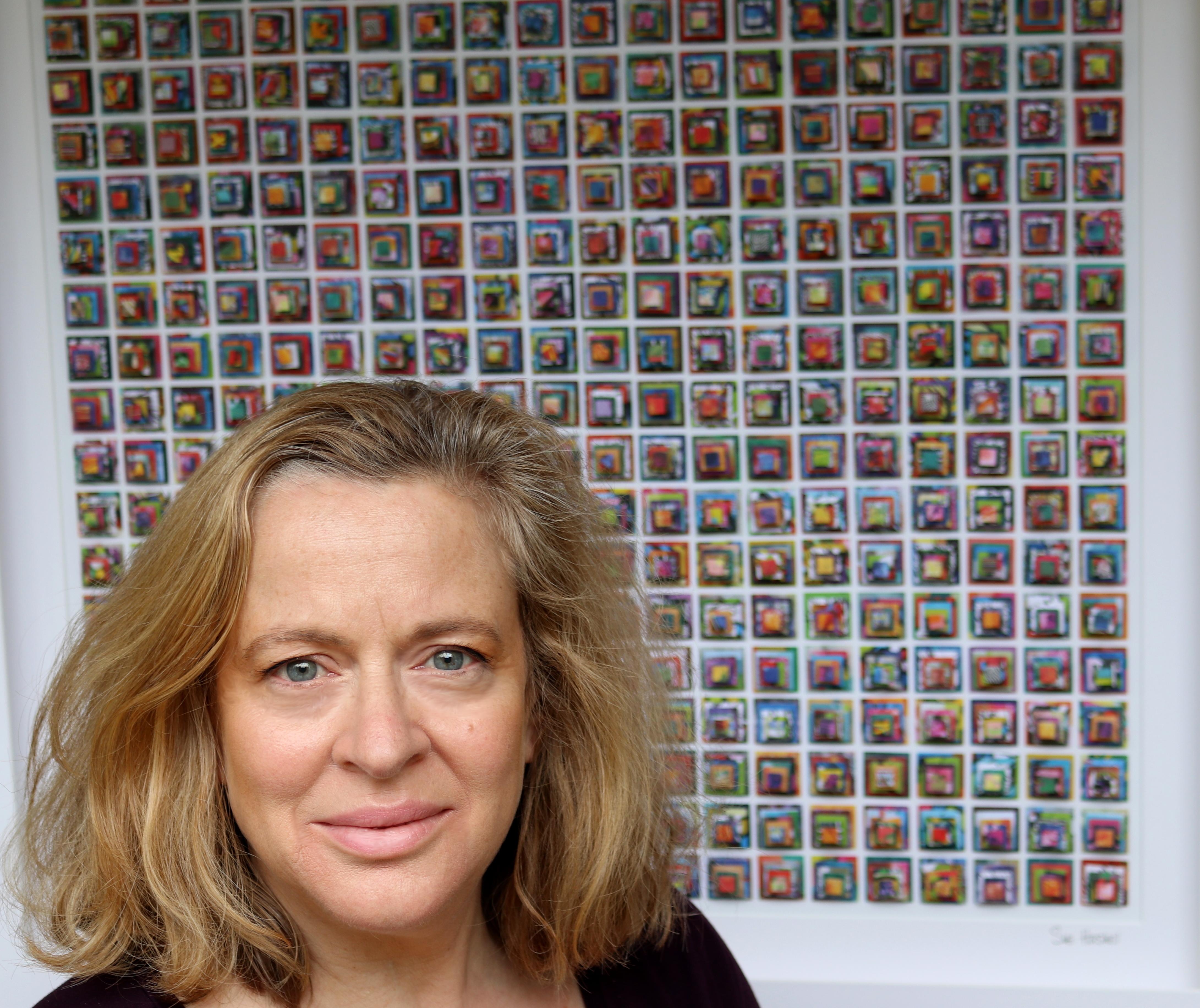 Sue Haskel - Portrait - courtesy of TAG Fine Arts