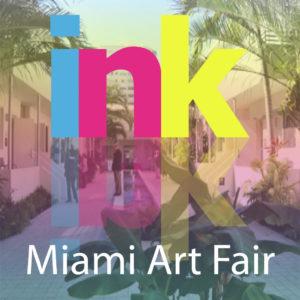 IFPDA's INK Miami Art Fair 2019