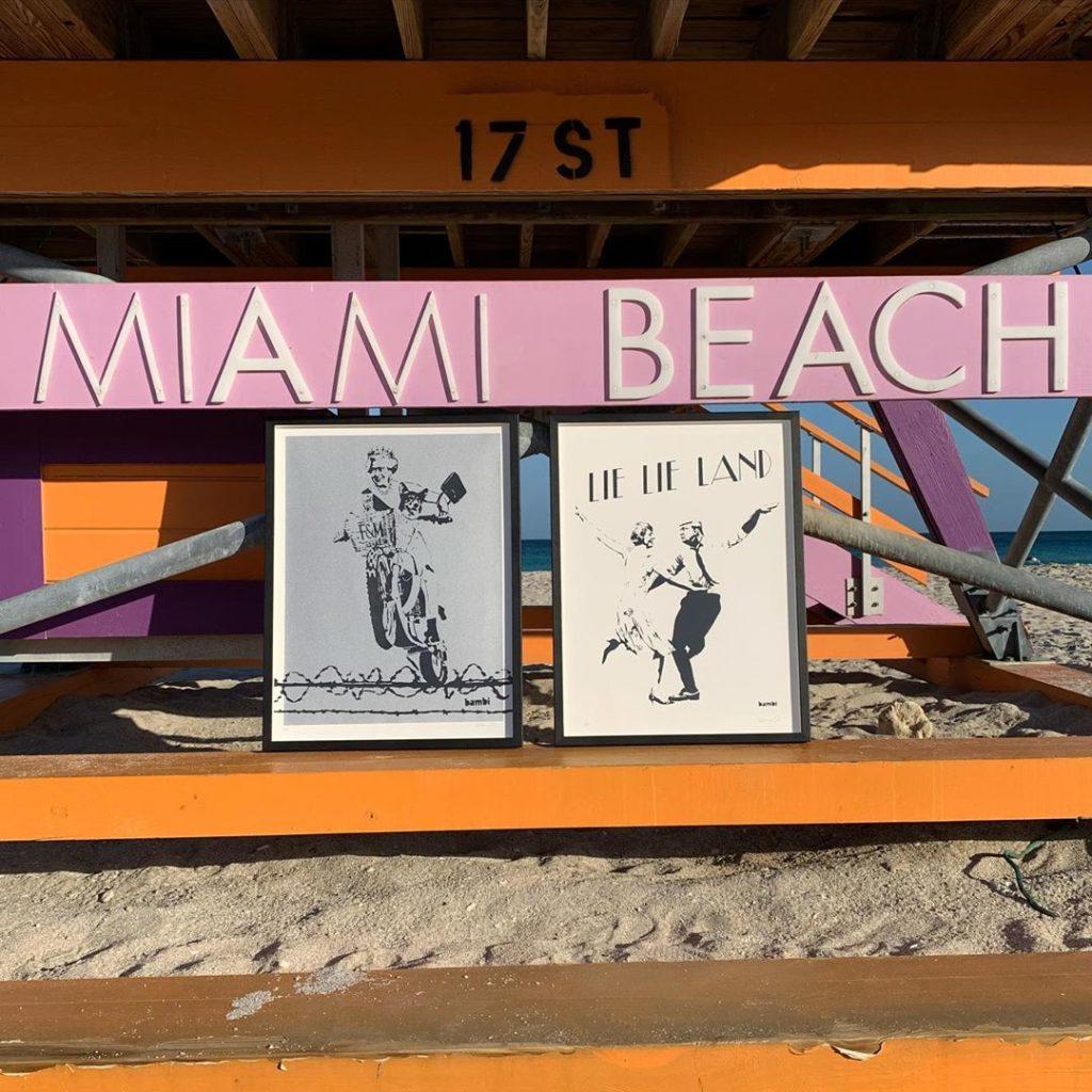 Bambi at INK Miami 2019